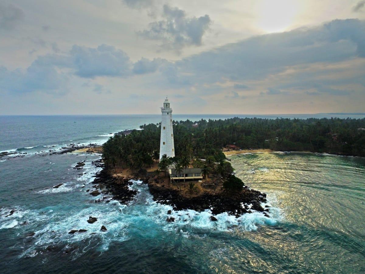 Dondra Head Lighthouse Photo Gallery Talalla House