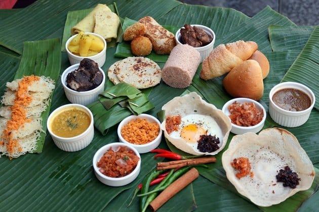 Sri Lankan Food Recipes For Dinner