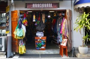 Shops in Galle