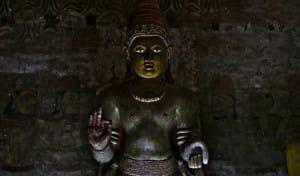 Bhudda statue