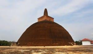 Temple at Anuradhapura