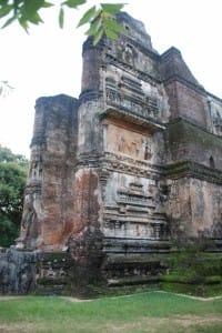 Polonnaruwa grounds
