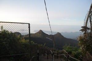 Adams Peak expanse
