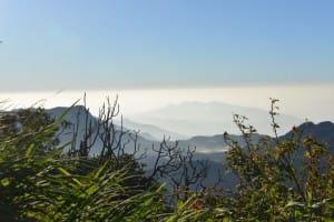 Sunshine on Adams Peak