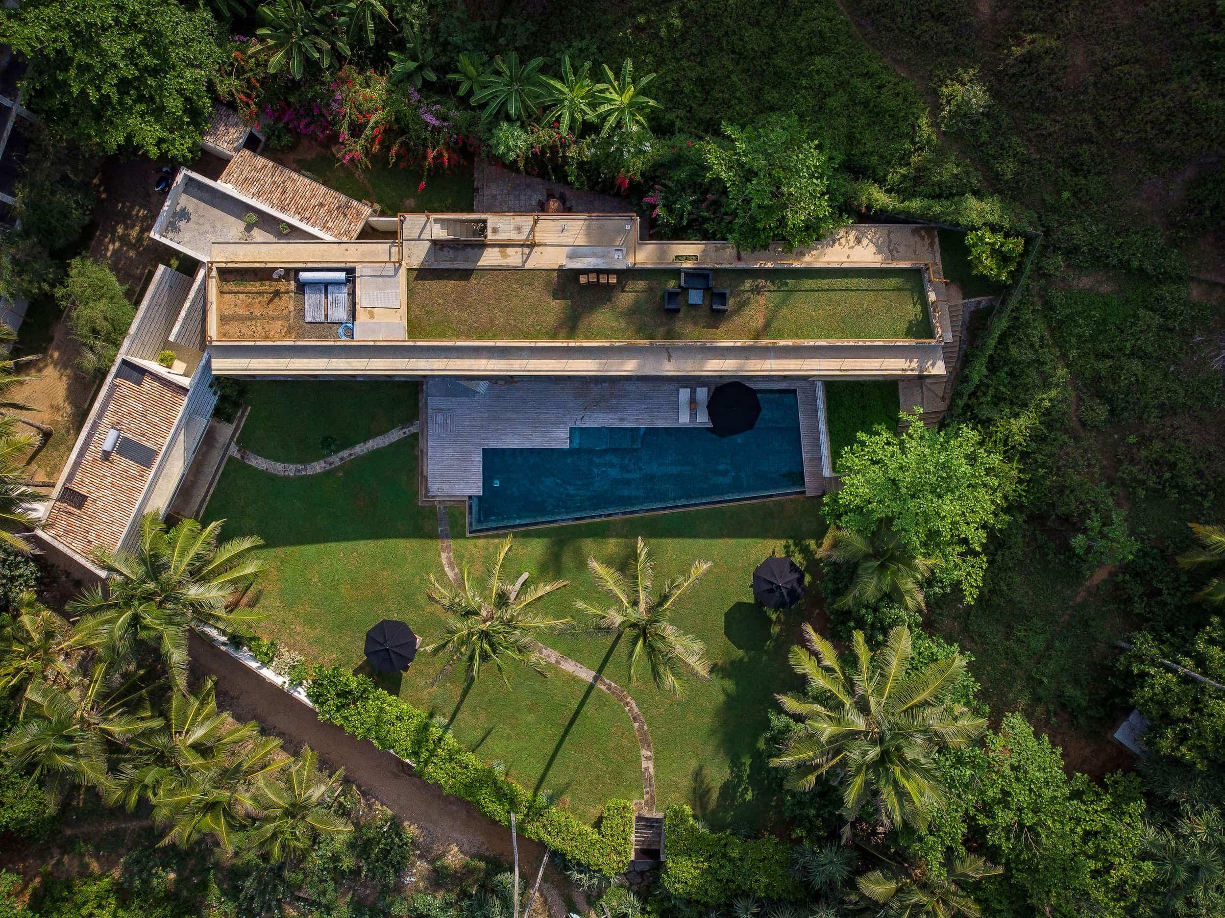 Rooftop Garden Lounge | Talalla House