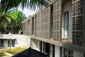 Talalla House brick facade