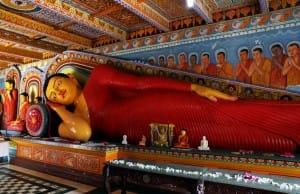 Reclining Bhudda at Anuradhapura