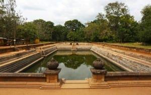 Pond at Anuradhapura