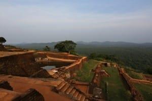 View at Sigirya